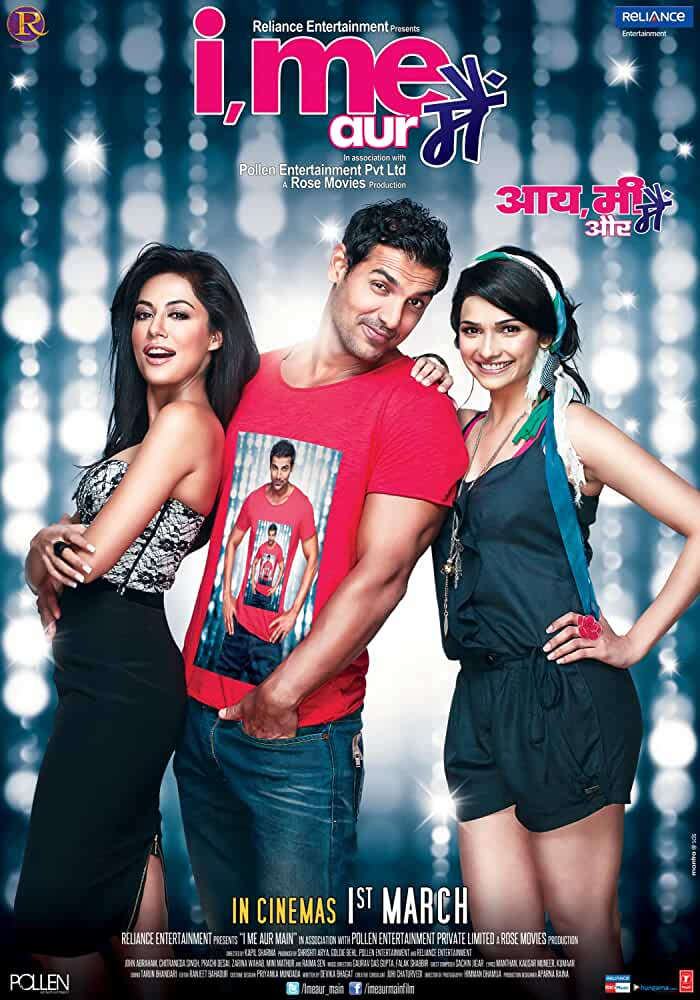 I, Me Aur Main 2013 Movies Watch on Disney + HotStar