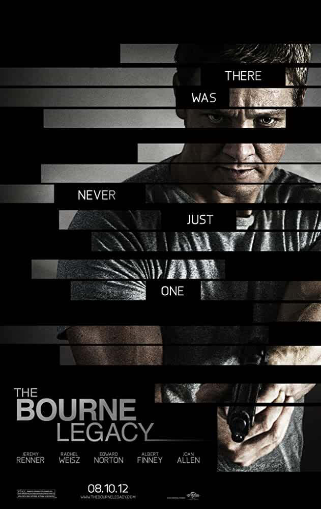 The Bourne Legacy 2012 Movies Watch on Amazon Prime Video