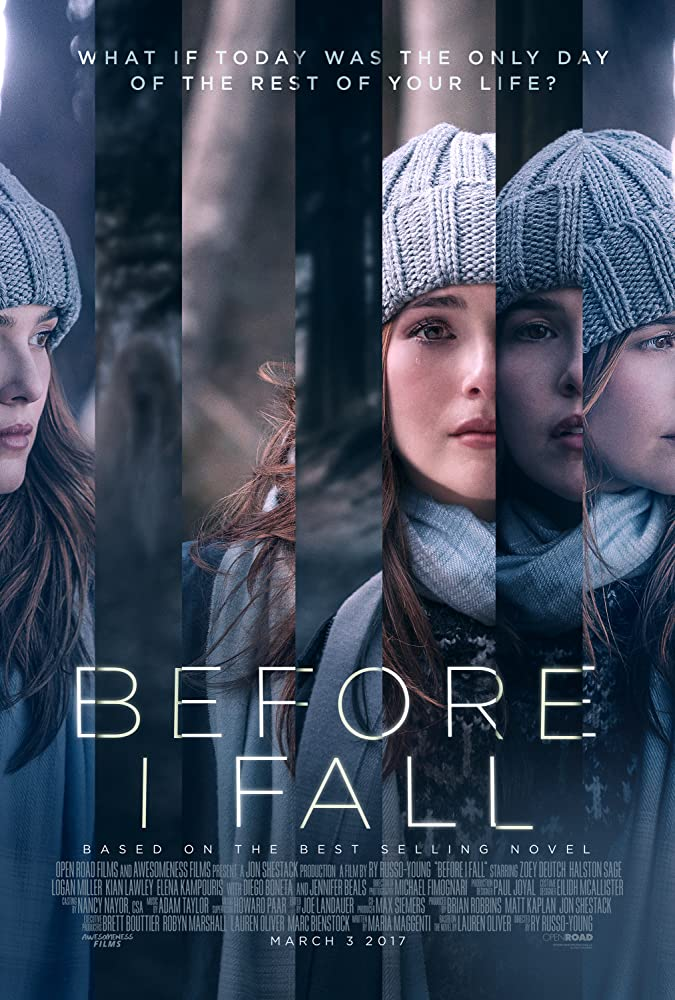 Before I Fall 2017 Movies Watch on Netflix