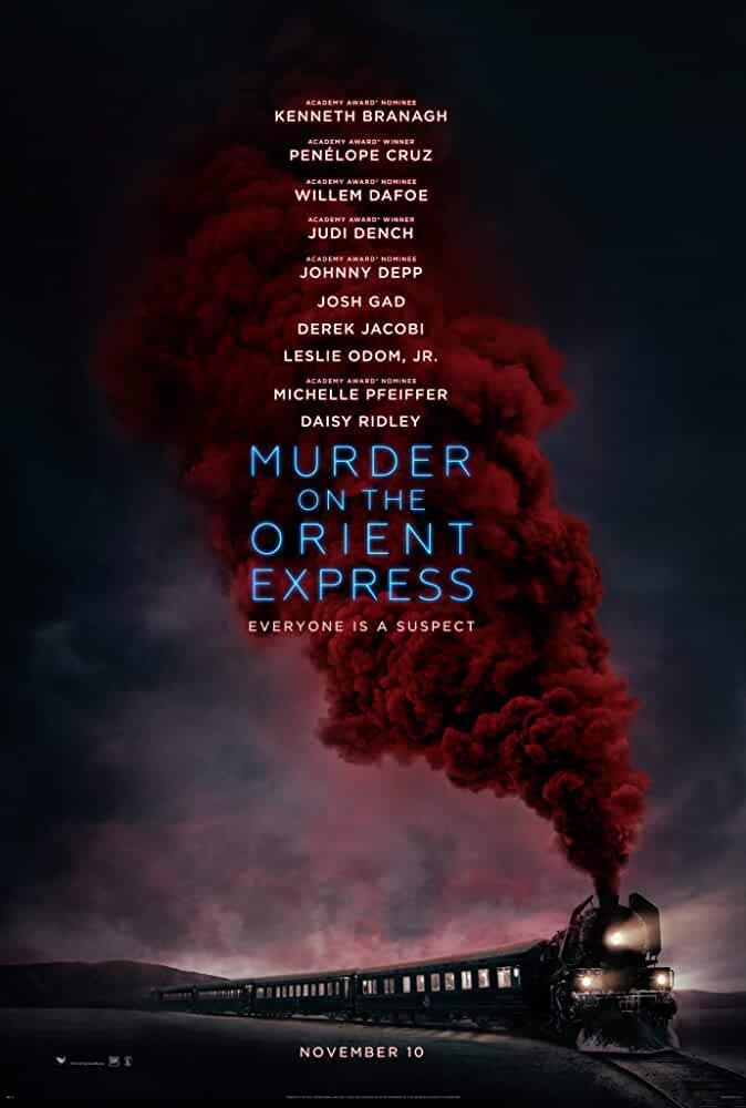 Murder on the Orient Express 2017 Movies Watch on Disney + HotStar