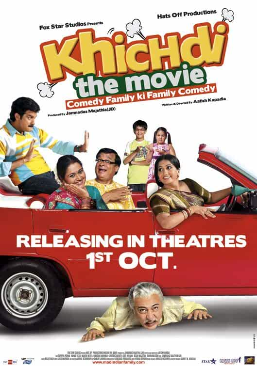 Khichdi: The Movie 2010 Movies Watch on Disney + HotStar