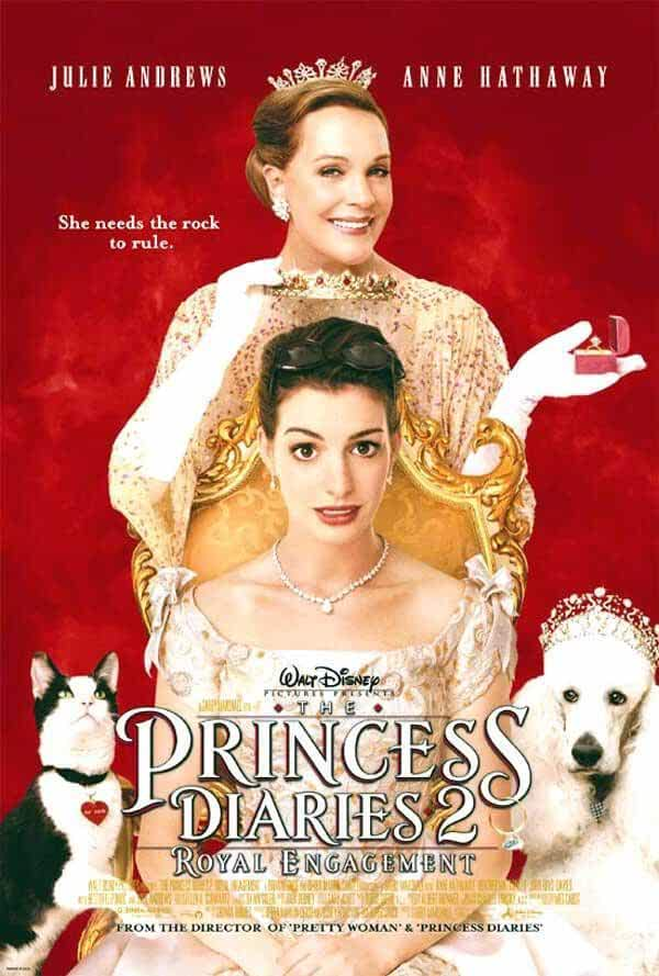 The Princess Diaries 2: Royal Engagement 2004 Movies Watch on Disney + HotStar