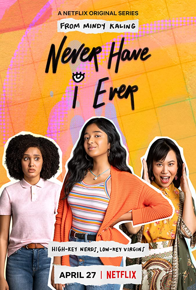 Never Have I Ever 2020 Web/TV Series Watch on Netflix