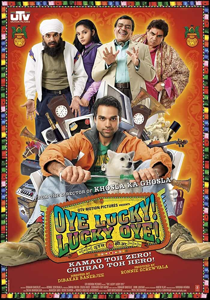 Oye Lucky! Lucky Oye! 2008 Movies Watch on Netflix