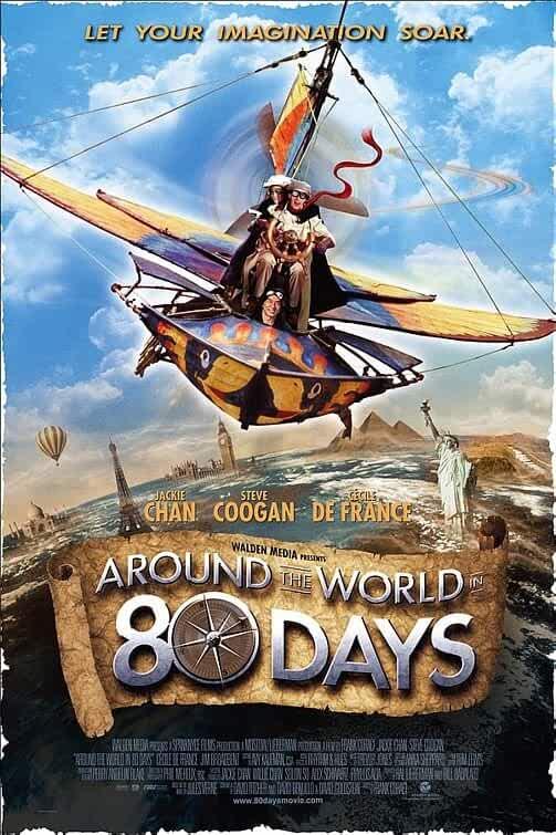 Around the World in 80 Days 2004 Movies Watch on Disney + HotStar