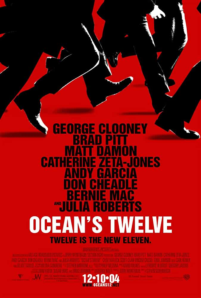 Ocean's Twelve 2004 Movies Watch on Amazon Prime Video