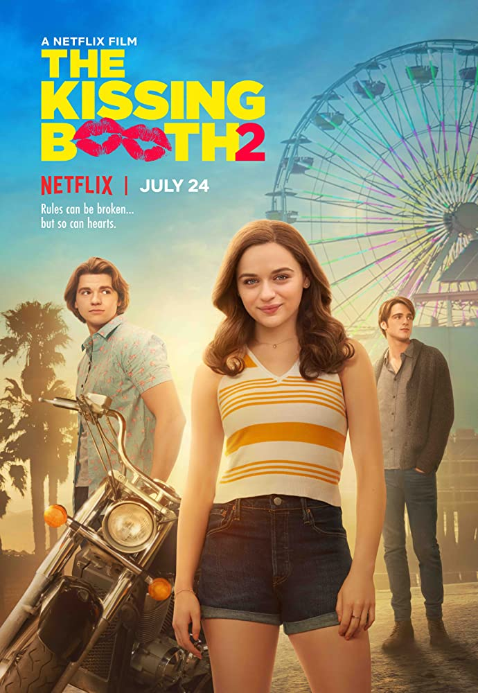 The Kissing Booth 2 2020 Movies Watch on Netflix