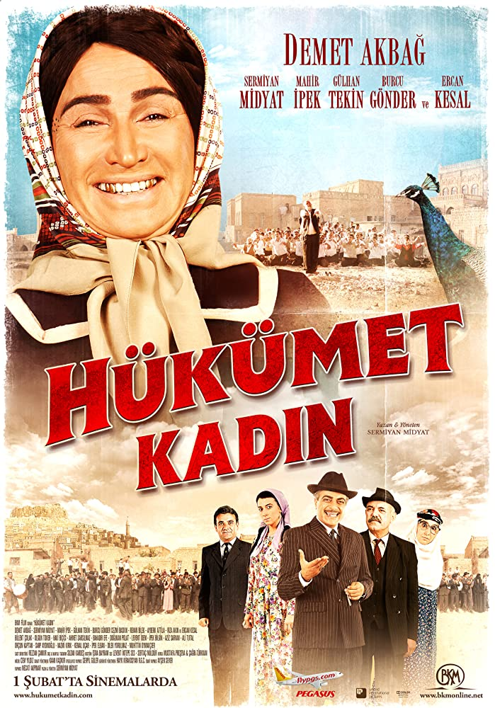 Hükümet Kadin 2013 Movies Watch on Netflix