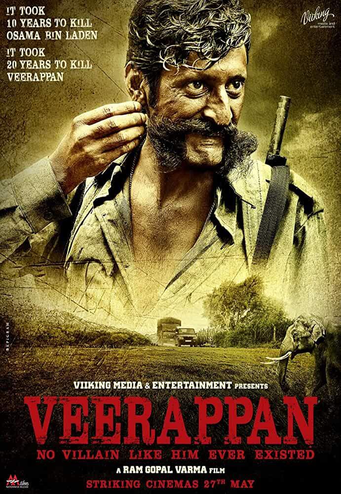 Veerappan 2016 Movies Watch on Netflix