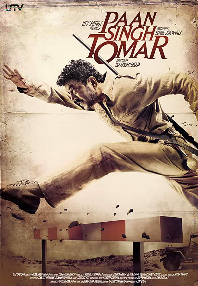 Paan Singh Tomar 2012 Movies Watch on Netflix