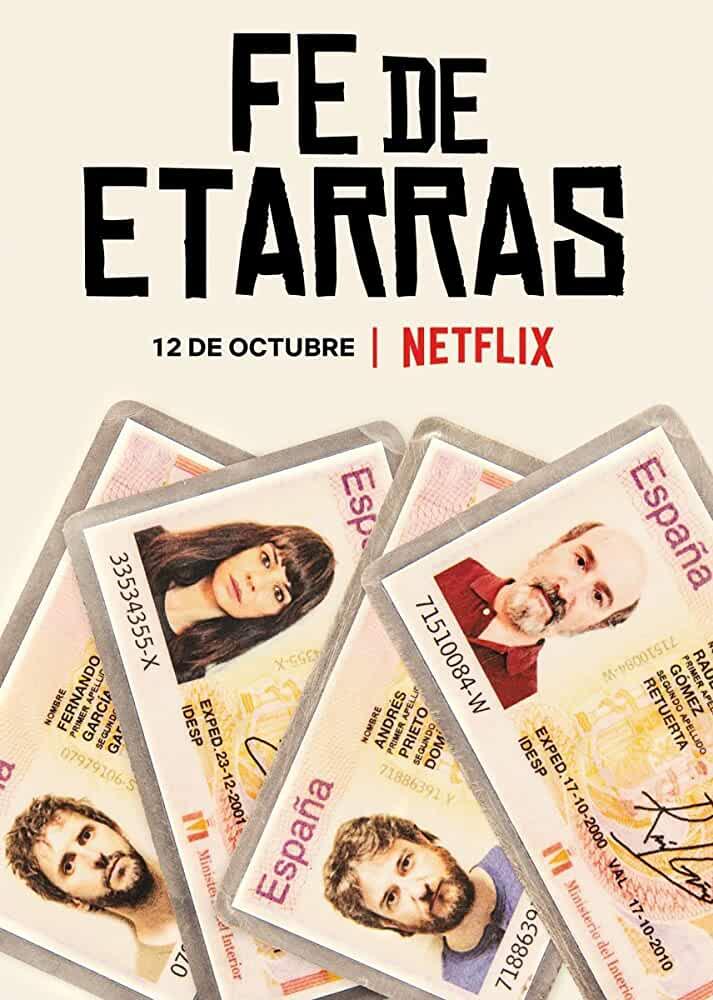 Fe De Etarras (Bomb Scared) 2017 Movies Watch on Netflix