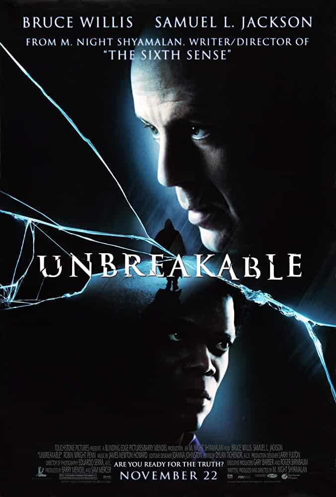 Unbreakable 2000 Movies Watch on Disney + HotStar