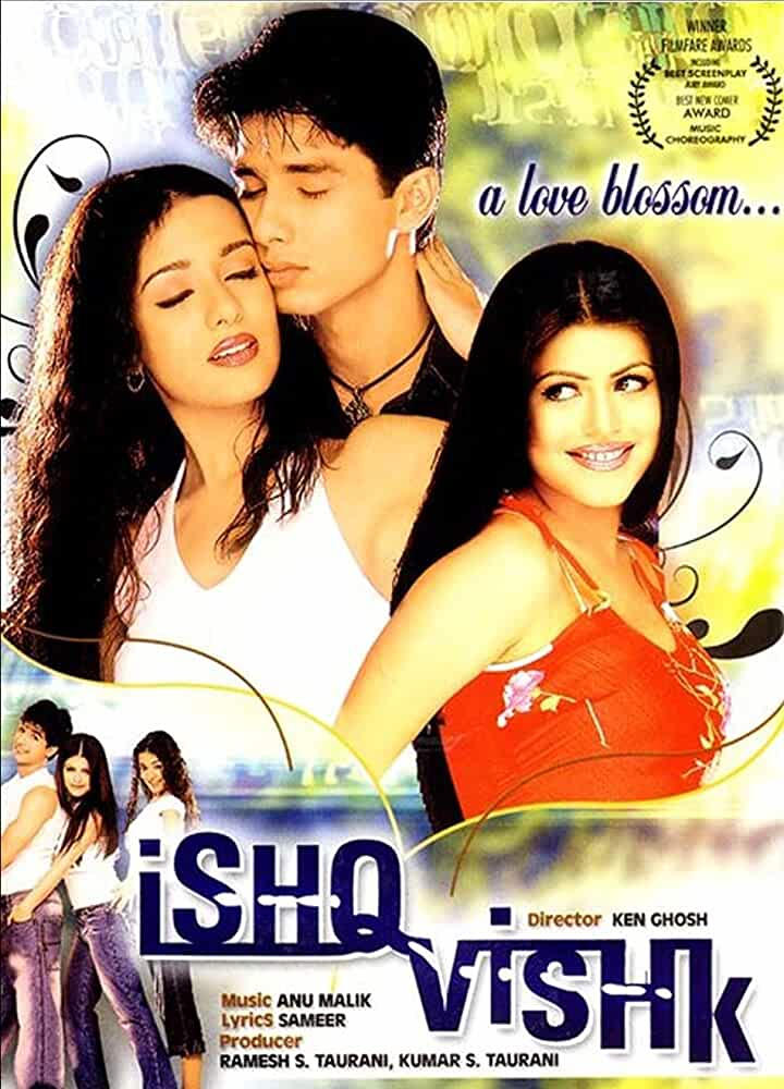 Ishq Vishk 2003 Movies Watch on Amazon Prime Video