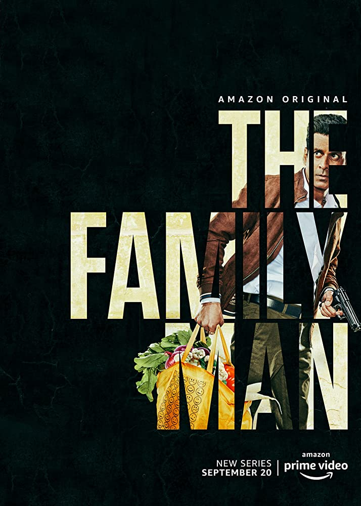 The Family Man 2019 Web/TV Series Watch on Amazon Prime Video
