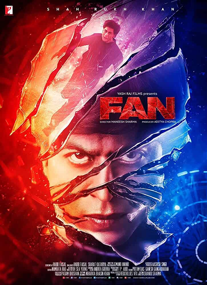Fan 2016 Movies Watch on Amazon Prime Video
