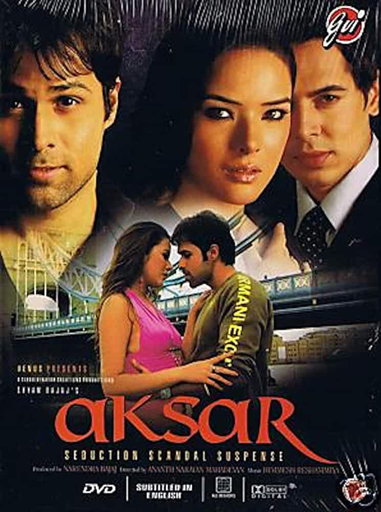 Aksar 2006 Movies Watch on Disney + HotStar
