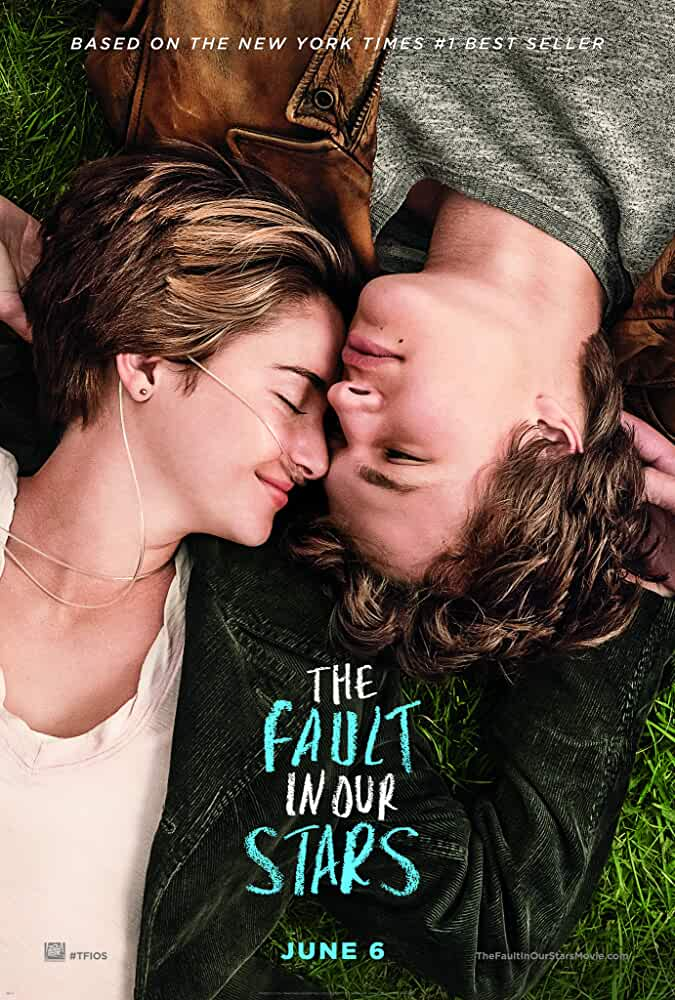 The Fault in Our Stars 2014 Movies Watch on Disney + HotStar