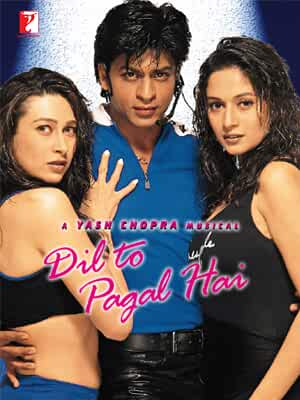 Dil To Pagal Hai 1997 Movies Watch on Amazon Prime Video