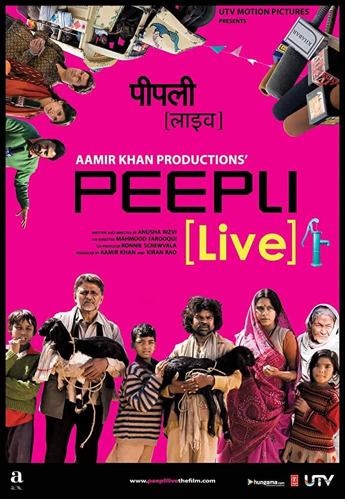 Peepli [Live] 2010 Movies Watch on Netflix
