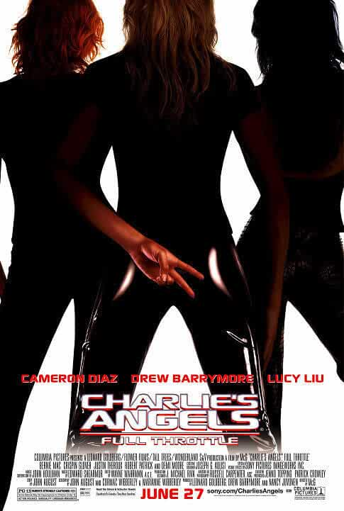 Charlie's Angels: Full Throttle 2003 Movies Watch on Amazon Prime Video
