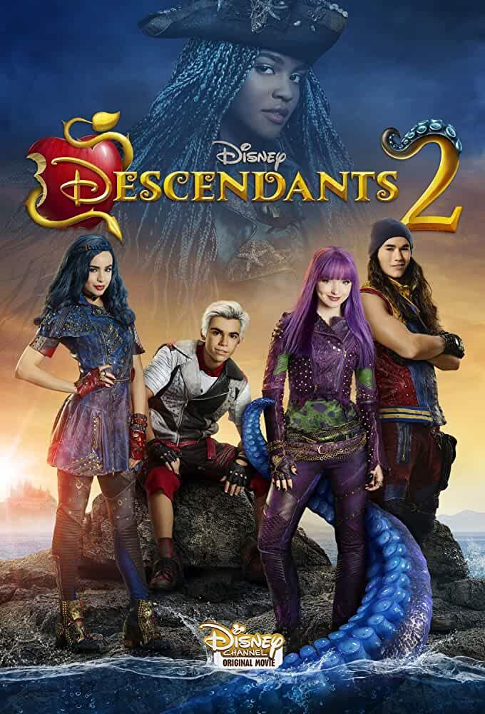 Descendants 2 2017 Movies Watch on Disney + HotStar