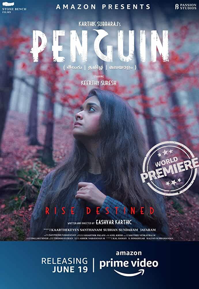 Penguin 2020 Movies Watch on Amazon Prime Video