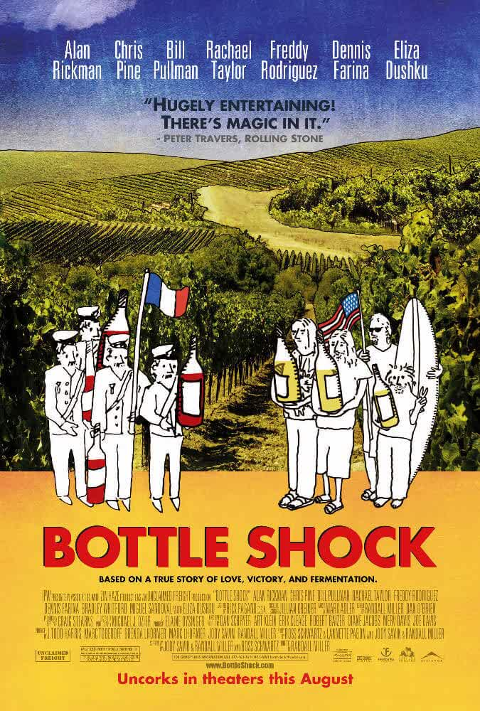 Bottle Shock 2008 Movies Watch on Amazon Prime Video