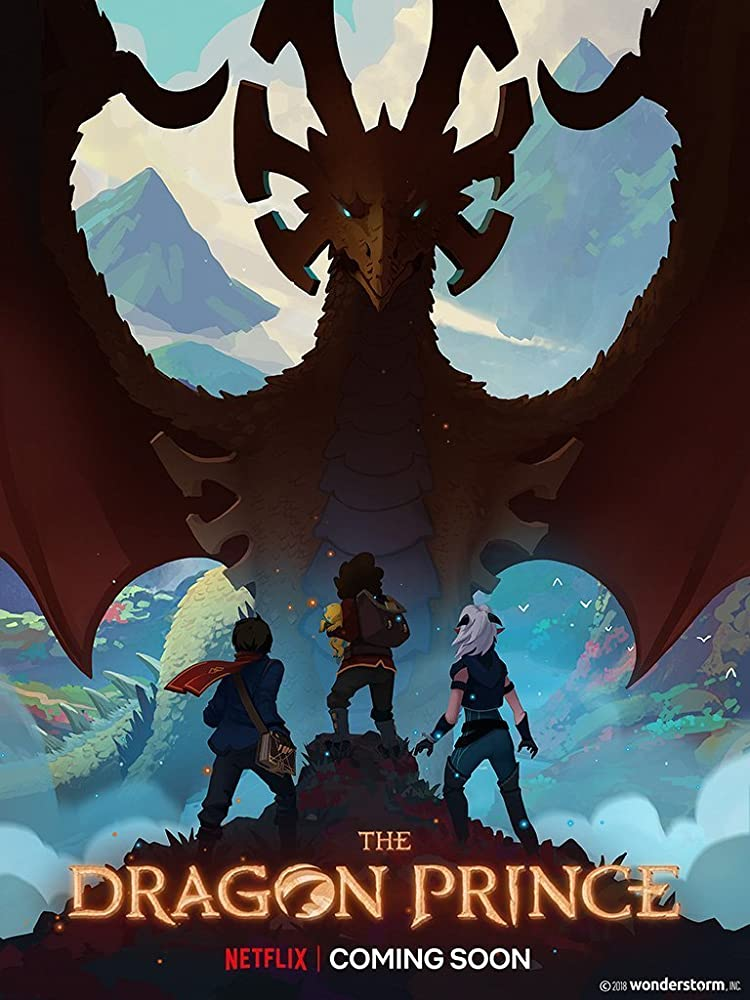 The Dragon Prince 2018 Web/TV Series Watch on Netflix
