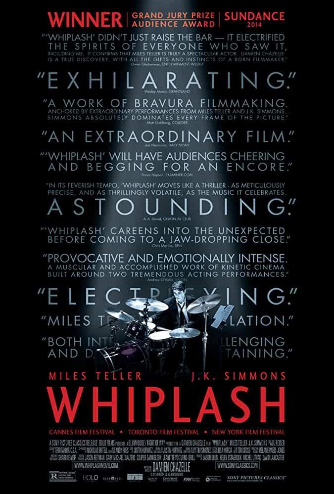Whiplash 2015 Movies Watch on Amazon Prime Video