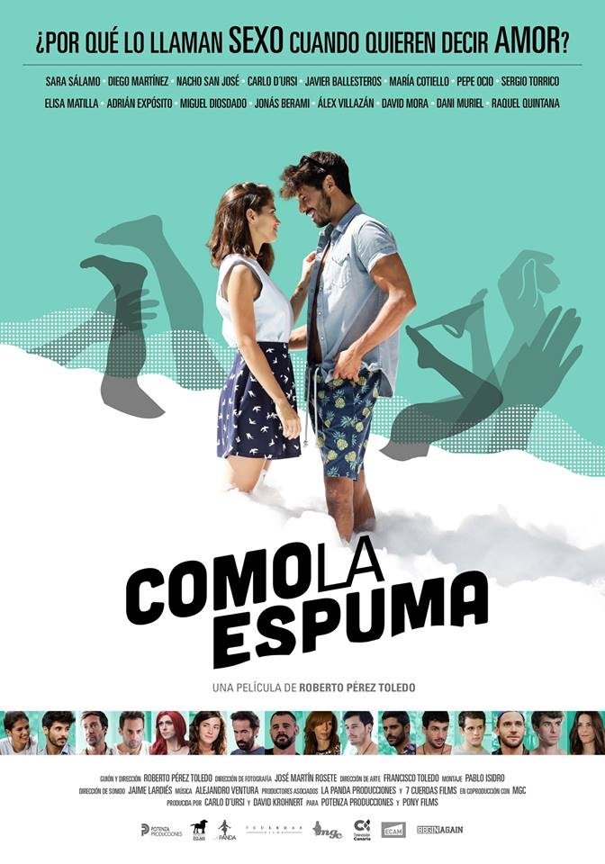 Como la espuma (Foam Party!) 2017 Movies Watch on Amazon Prime Video