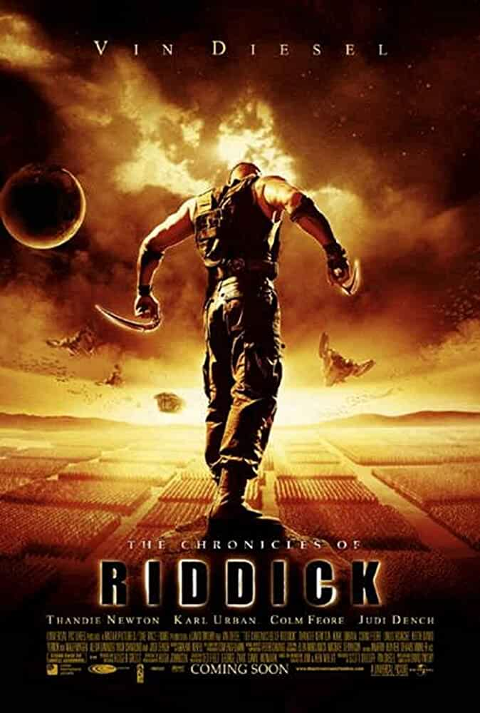 The Chronicles of Riddick 2004 Movies Watch on Amazon Prime Video