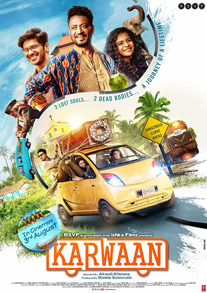 Karwaan 2018 Movies Watch on Amazon Prime Video