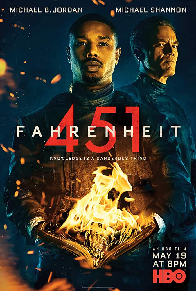 Fahrenheit 451 2018 Movies Watch on Disney + HotStar