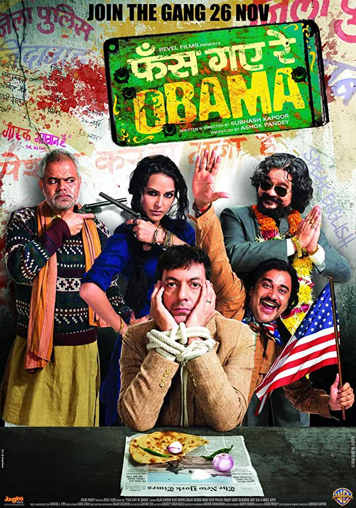 Phas Gaye Re Obama 2010 Movies Watch on Disney + HotStar
