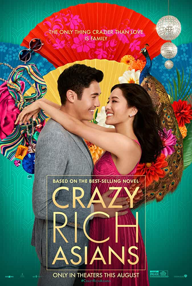 Crazy Rich Asians 2018 Movies Watch on Amazon Prime Video