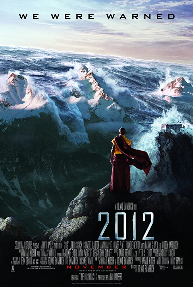 2012 2009 Movies Watch on Netflix
