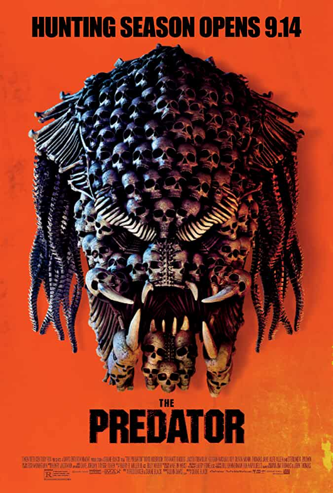 The Predator 2018 Movies Watch on Disney + HotStar