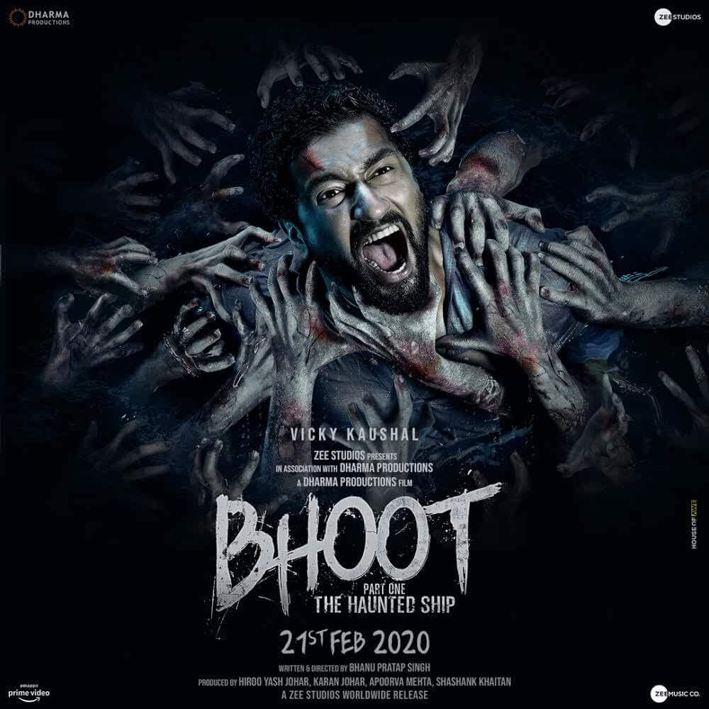 Bhoot Part One - The Haunted Ship 2020 Movies Watch on Amazon Prime Video