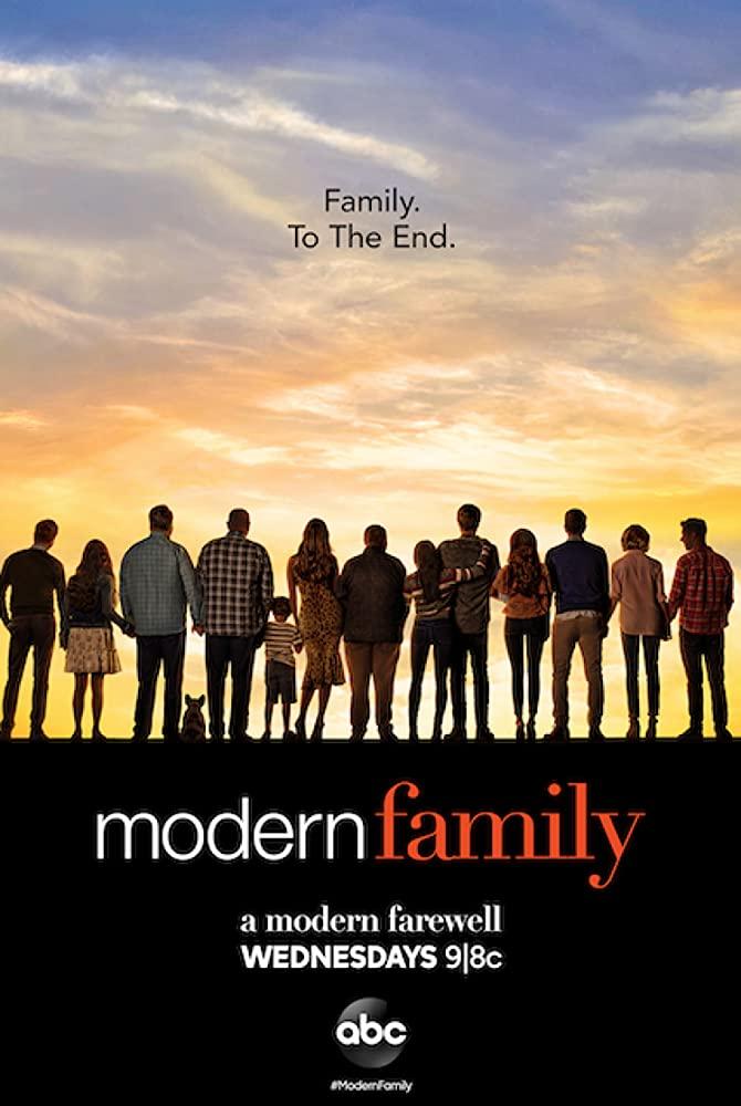 Modern Family 2009 Web/TV Series Watch on Netflix
