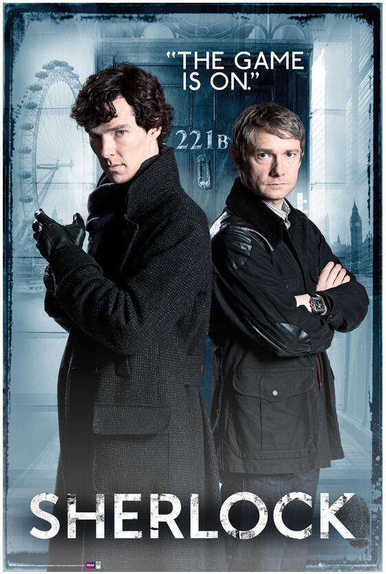 Sherlock 2010 Web/TV Series Watch on Netflix