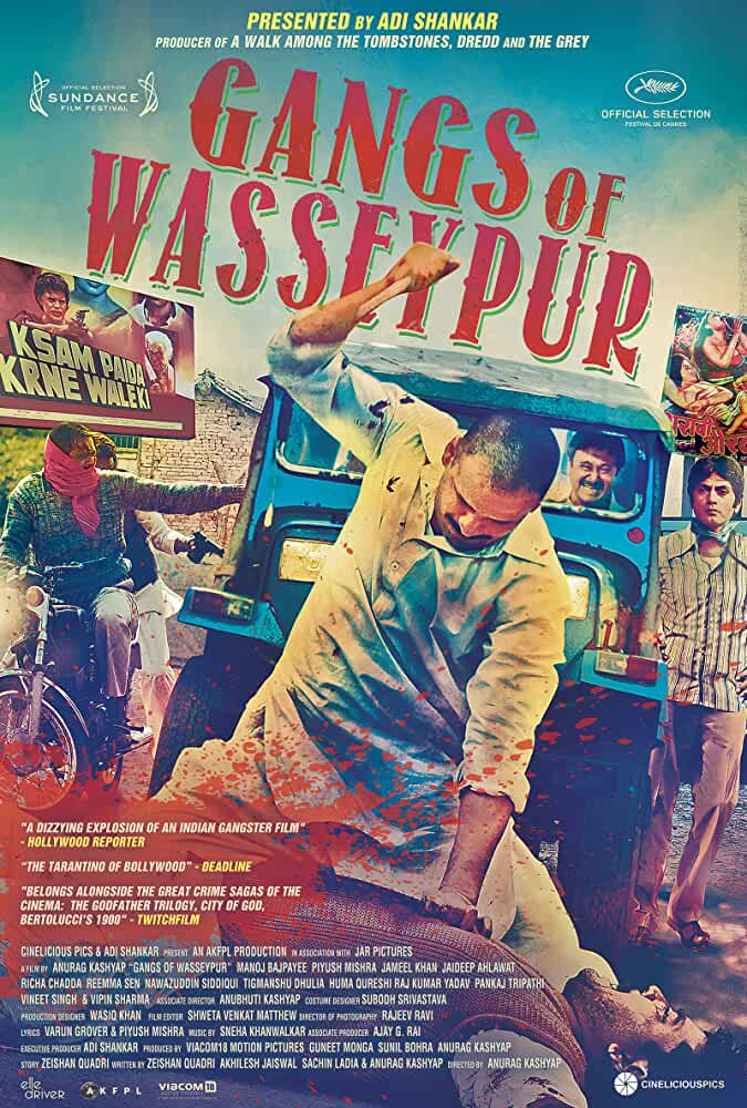 Gangs of Wasseypur 2012 Movies Watch on Amazon Prime Video