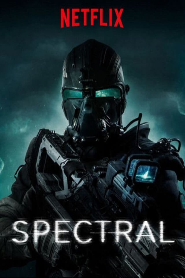 Spectral 2016 Movies Watch on Netflix