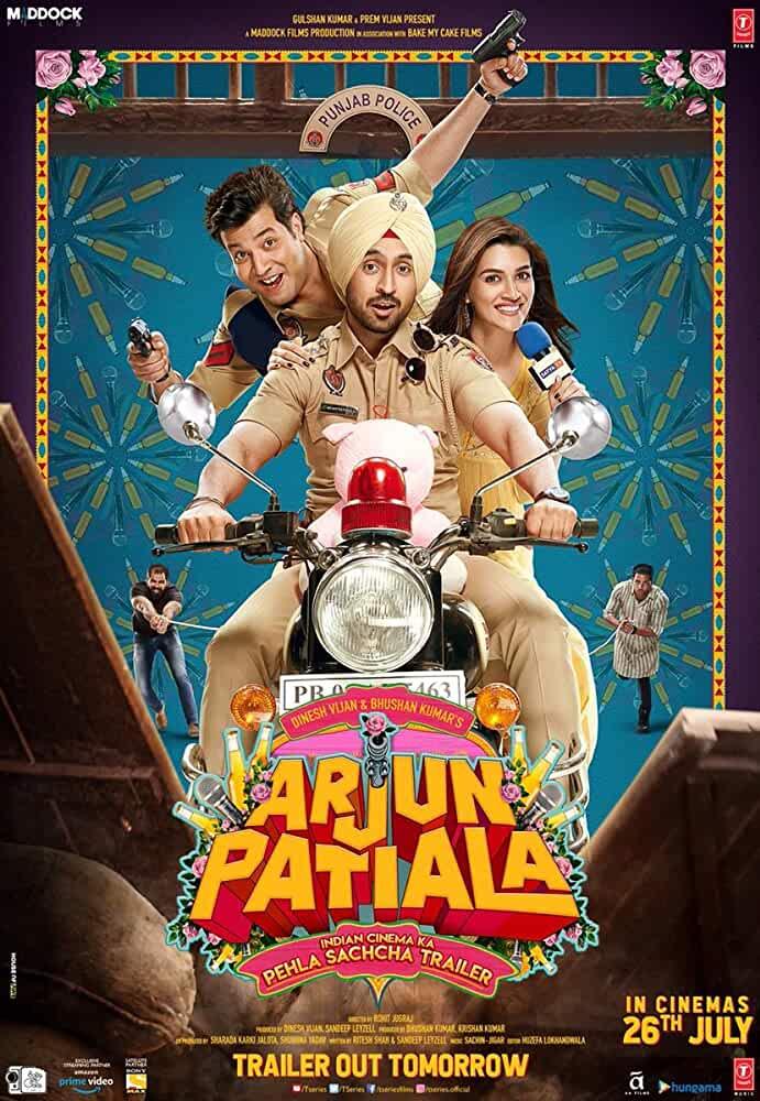 Arjun Patiala 2019 Movies Watch on Amazon Prime Video