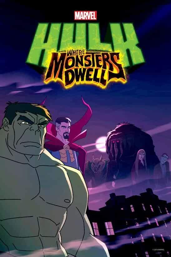 Hulk: Where Monsters Dwell 2016 Movies Watch on Disney + HotStar