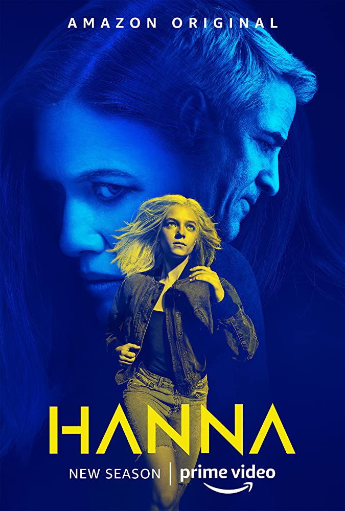Hanna 2019 Web/TV Series Watch on Amazon Prime Video