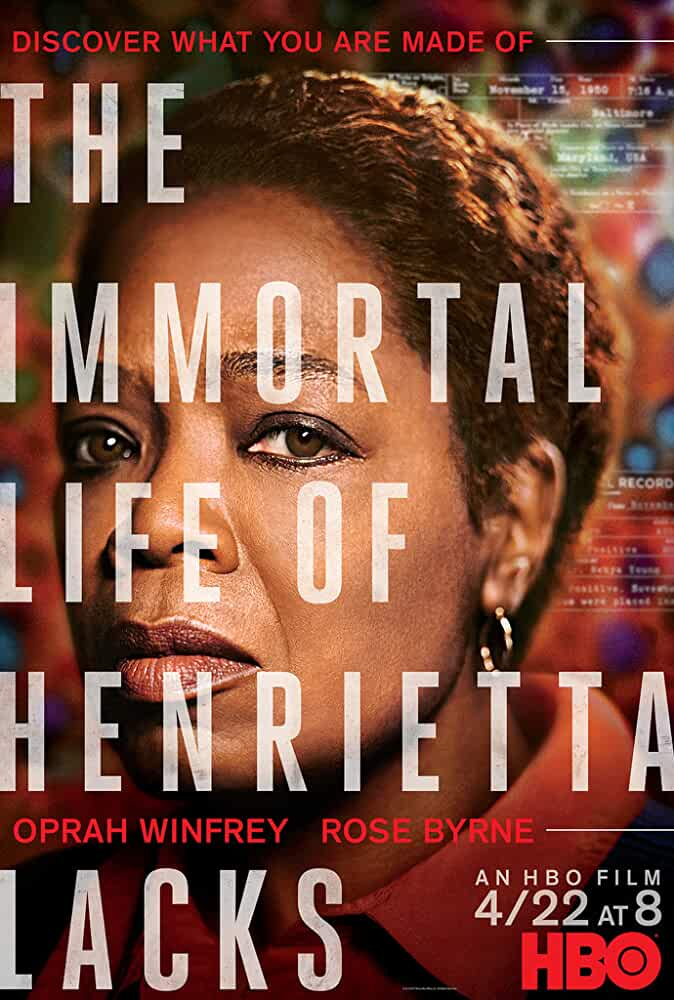 The Immortal Life of Henrietta Lacks 2017 Movies Watch on Disney + HotStar