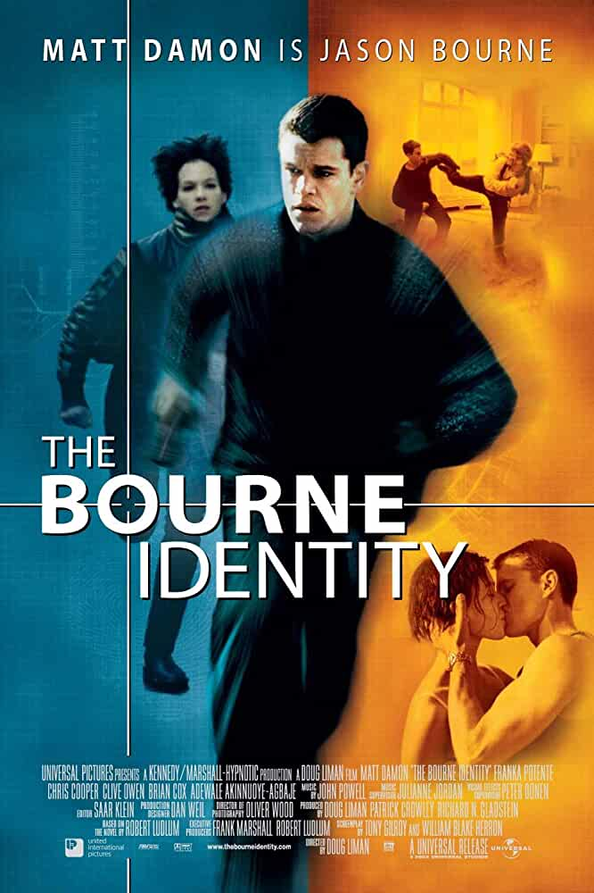 The Bourne Identity 2002 Movies Watch on Amazon Prime Video