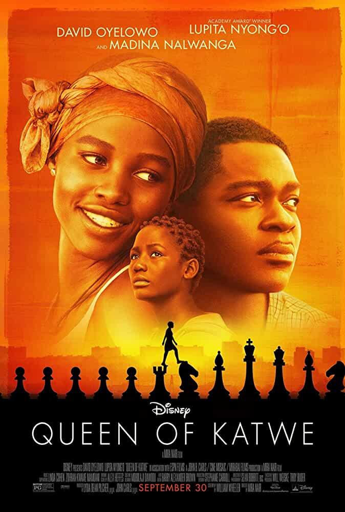 Queen of Katwe 2016 Movies Watch on Disney + HotStar