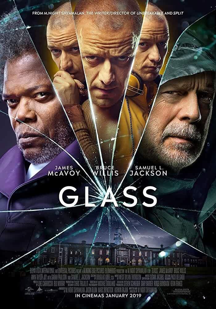Glass 2019 Movies Watch on Disney + HotStar