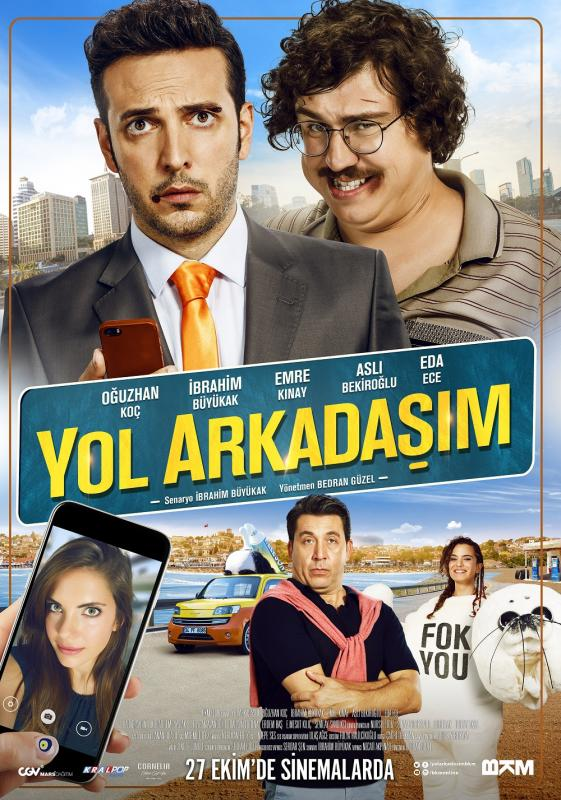 Yol Arkadasim (My Travel Buddy) 2017 Movies Watch on Netflix